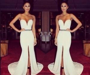 fashion, beautiful, and dress image