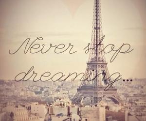 paris, Dream, and love image
