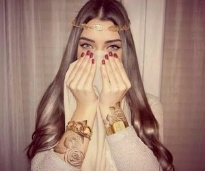 beautiful, boho, and fashion image