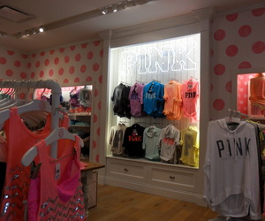 pink and vs image