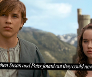 narnia and peter image