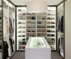 closet, Dream, and design image