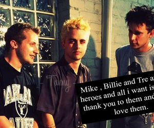 green day and heroes image