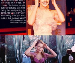 adorable, hermione, and orange image