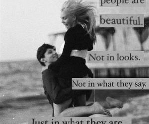 love, beautiful, and quotes image