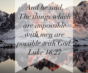 bible, god, and impossible image