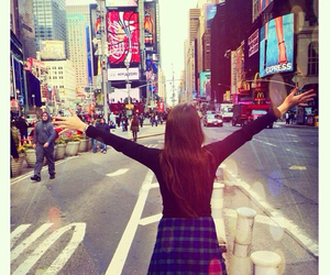 america, broadway, and juicy couture image