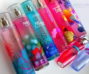 makeup, perfume, and fashion image