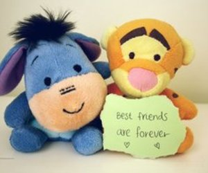 best friends, friends, and forever image