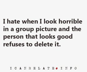 text, hate, and photo image