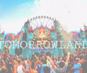 Tomorrowland and concert image