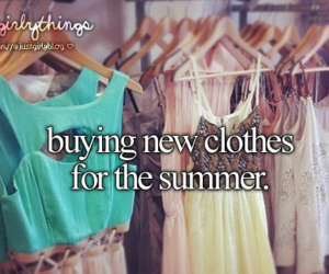 summer, clothes, and dress image