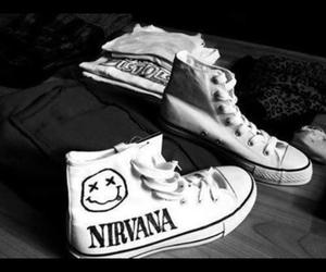band, music, and nirvana image
