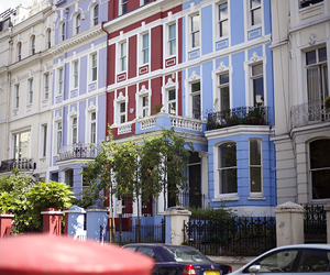 colour, house, and london image