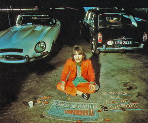 60's, 60s, and car image
