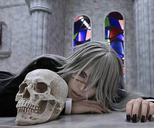 cosplay, undertaker, and kuroshitsuji image