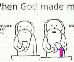 sexy, god, and funny image