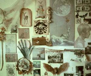 wall and vintage image