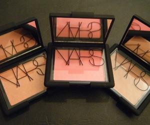 nars, makeup, and girly image