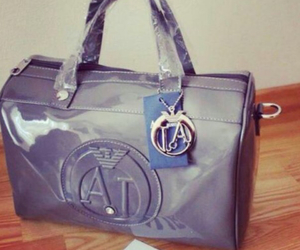 Armani, bag, and fashion image