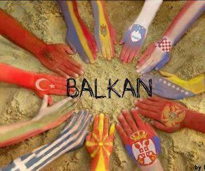 balkan, Serbia, and Croatia image