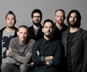 linkin park, band, and lp image
