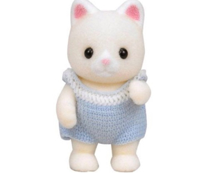 doll, family, and sylvanian families image
