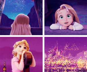 disney, movie, and rapunzel image
