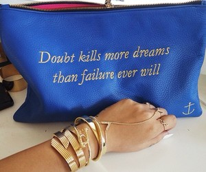 quote, fashion, and bag image
