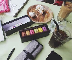 beautiful, coffee, and food image