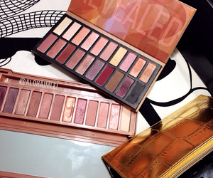 beauty, naked 3, and makeup image