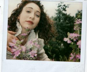 regina spektor, celebrities polaroid, and regina spektor polaroid image