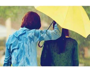 love rain, yoona, and couple image