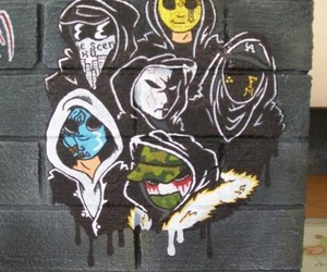 california, hollywood undead, and undead image