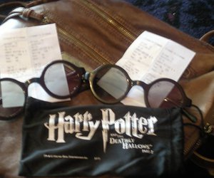 3d, tickets, and bag image