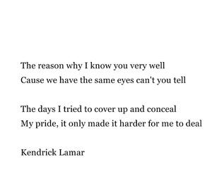 black, black and white, and Lyrics image