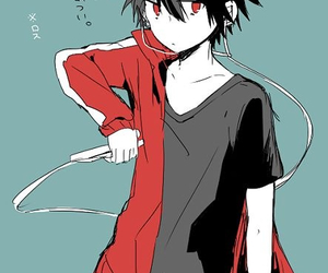 anime, art, and shintaro image