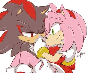 deviantart, nose, and sonic image