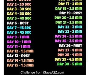 abs, challenge, and health image