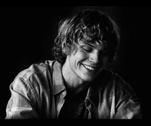 boy, Hot, and evan peters image