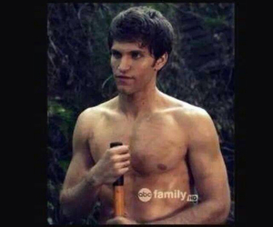 pretty little liars, toby, and keep calm image
