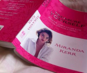 book, pink, and Victoria's Secret image