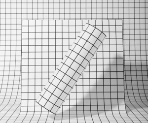 grid and shapes image