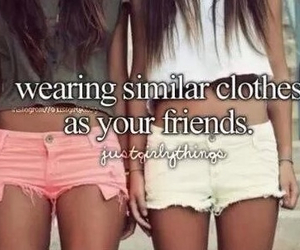 clothes, best friends, and friends image