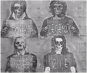 rock, legend, and die image