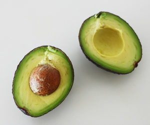 avocado, healthy, and fruit image