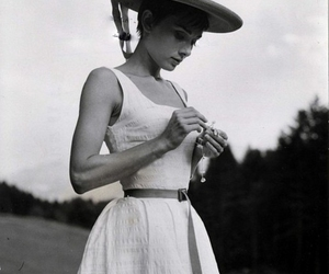 vintage and white image