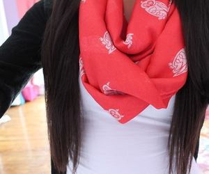 scarf and tumblr image