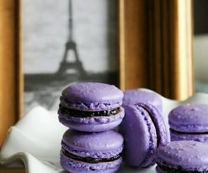 paris, sweet, and food image