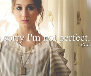 perfect, pretty little liars, and pll image